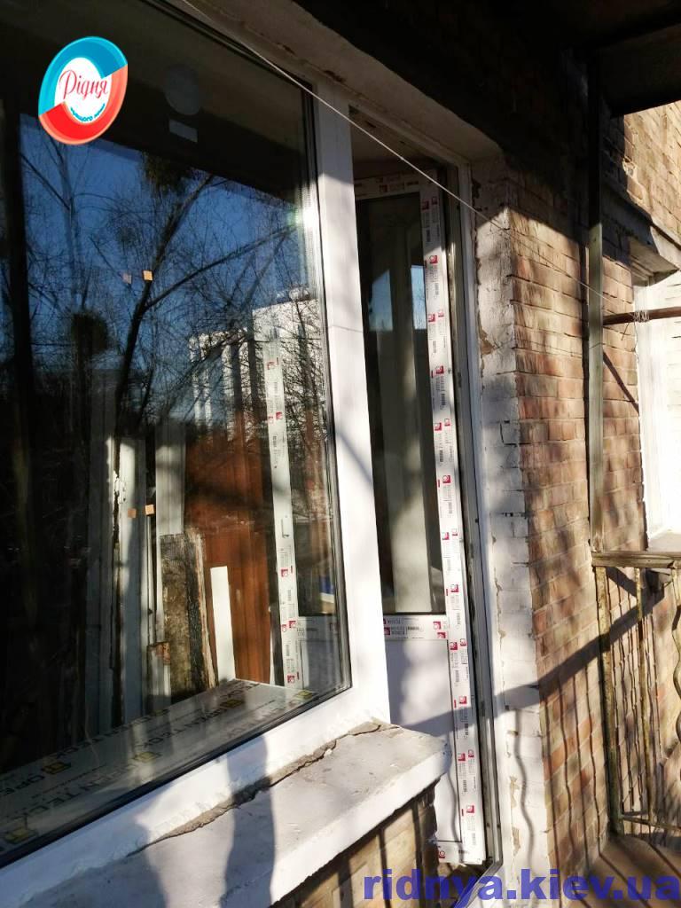 Пластикові Вікна REHAU Київ - фото компанії Рідня