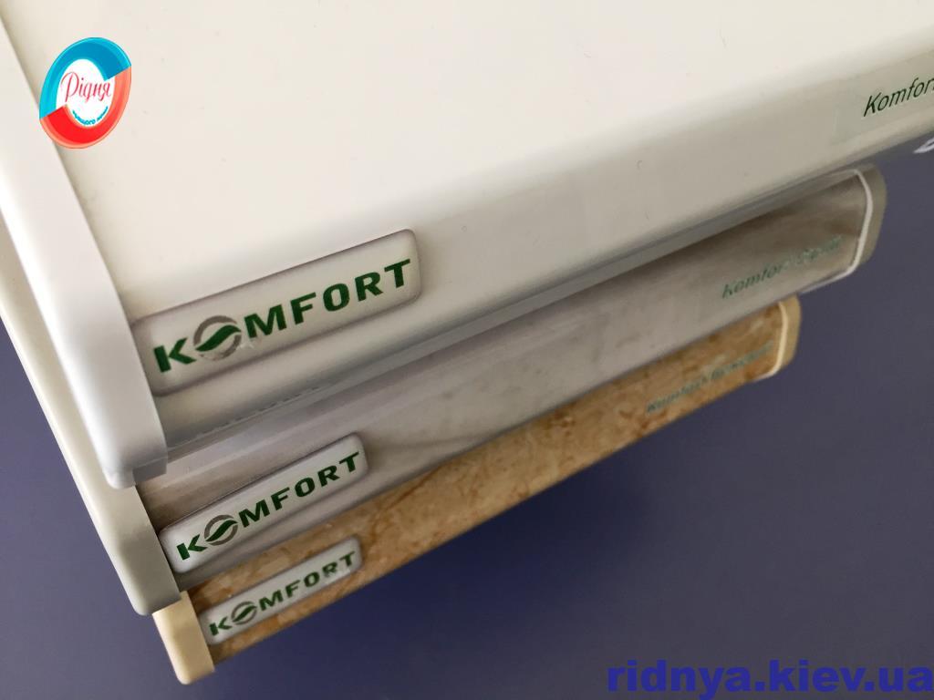 Подоконник Danke Komfort - фото компании Ридня