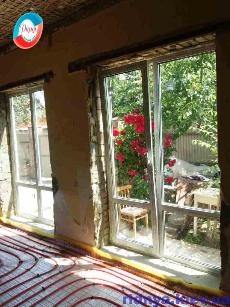 Металлопластикові вікна Rehau - фото компанії Рідня