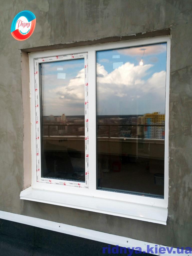 Металлопластиковые Окна REHAU от компании Рідня