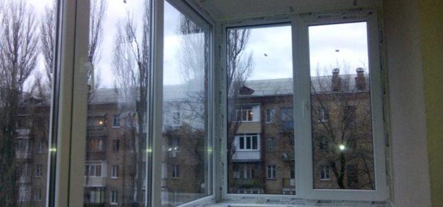 Застеклить балкон цены в © Ридня
