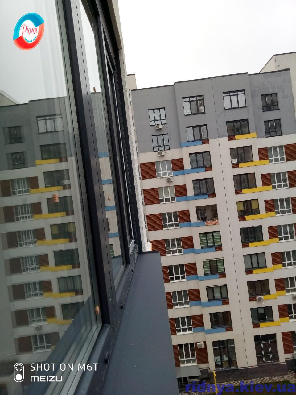 Застеклить балкон, лоджию в ЖК Акварели 2 - фото бригады 9