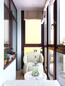французский балкон заказать в киеве